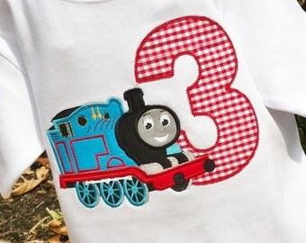 Boys Birthday Thomas the train