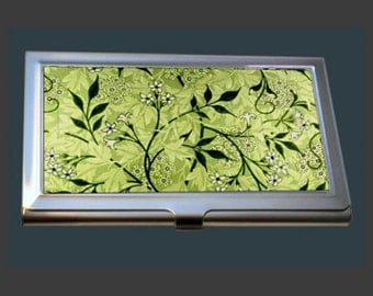 Business Card Case - Jasmine by William Morris (1834-1896)