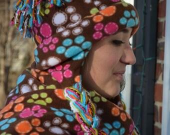 Winter hat 2 - Kat's Kaps -by Bettinelli