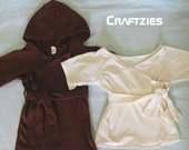 Baby Space Travel Robe Set size 3 to 6 month Custom order