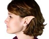 Handmade Moon Elf Ears-- latex ear tips, great for cosplay, costumes, Halloween, Christmas