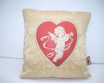 Cupid Valentine Cushion