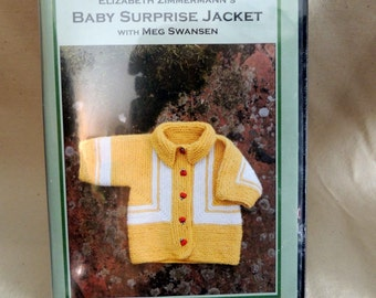 Baby Surprise Jacket by Elizabeth Zimmerman DVD