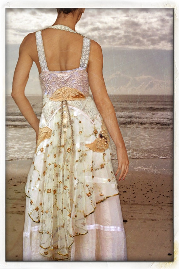 Sustainable Bespoke Alternative Wedding Dress By Novelatelier