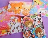 Kawaii Mini Envelope Set