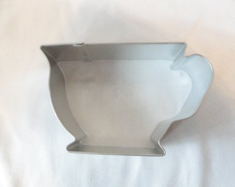 TEACUP Cookie Cutter 3.25 inches