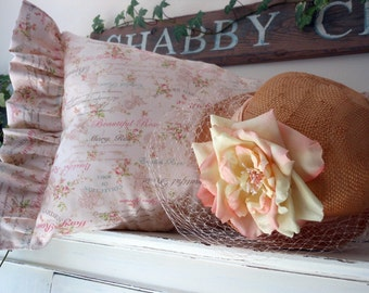 English Roses, Beautiful Roses, Collection of Roses Pillow