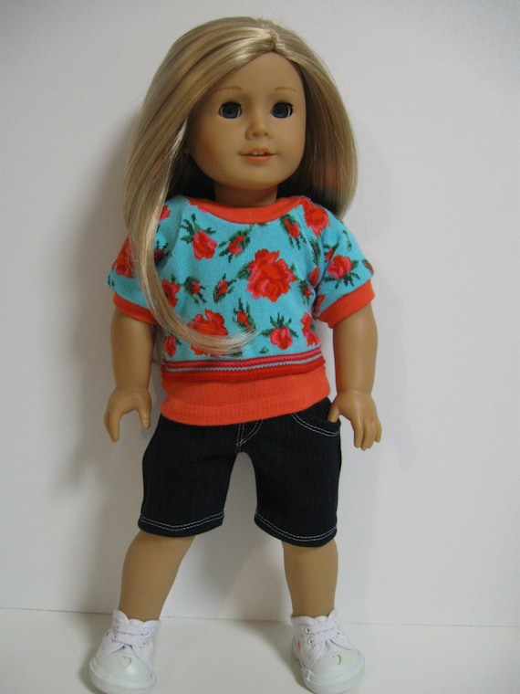 American Girl Doll-Pretty Spring Floral