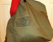 Special order for nebcountrygirl Star Wars Neat 'n Tidy Playmat Bag... No Drawstring Concerns