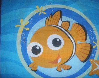 Nemo and Dory Standard Pillowcase