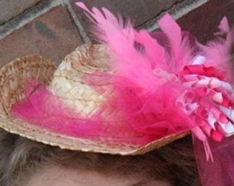 GreatStitch FaSCINATOR Head Piece Cowboy Hat