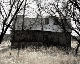 Beautiful Barn - 8X12 Fine Art Photograph - barn photography - country - rural - farm - home decor - wall art