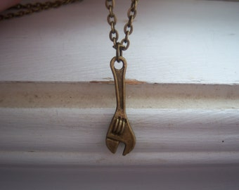 Wrench Necklace - Free Gift With Purchase