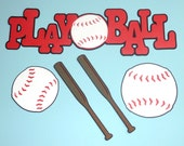 Play Ball Diecut Set
