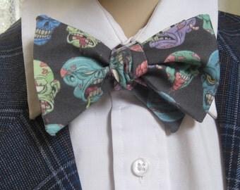 Zombie walkers Bow Tie