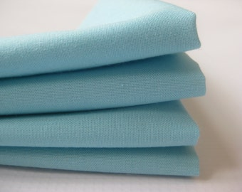 Cloth Napkins - Ocean Mist - 100% Cotton