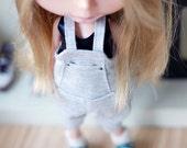Blythe Jump suit-L.Gray
