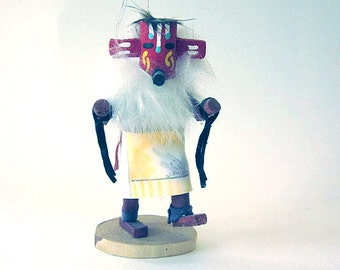 Small Kachina Doll Native American Figurine