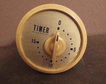 Vintage  Timer- Kitchen Timer