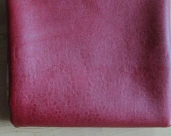 Wine VINTAGE style Faux Leather 70cm, U10014