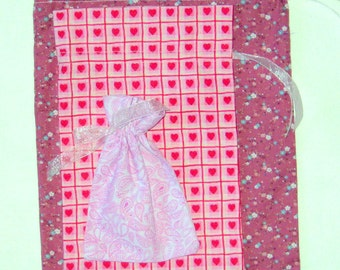 Pink Gift Bags set of 3