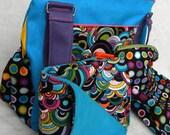CUSTOM Diaper Bag Set-Expedient Diaper Bag w/ Changing Pad and Wetbag