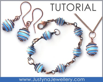 Wire Jewelry Tutorial, Cage Bead Tutorial, Wirewrapping Instructions, Wire Cage Jewelry Tutorial, Cage Pattern, Caged Stone, Cage Tutorial