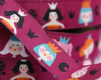 woven ribbon princes castle