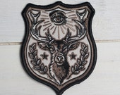 "STAG FORCE- 3.5"" Embroidered Patch"