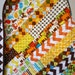 Baby Boy Quilt Brown Orange Owls, Monkeys, Cars, Trains, Chevron, Birds, Lions and more
