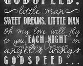 Godspeed (Sweet Dreams) lyrics 2 - chalkboard, 8x10, INSTANT DOWNLOAD