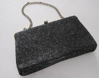 Black Sugar Handbag Purse