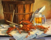Box of Cards: Crab Series...