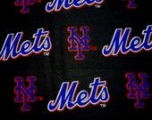 New York Mets Cotton Fabric FQ