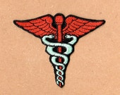 Caduceus Patch - Dr Horrible's Singalong Blog