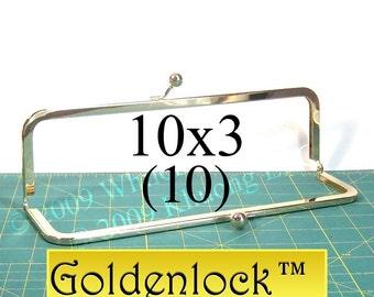 15% OFF 10 Goldenlock(TM) 10x3 purse frame