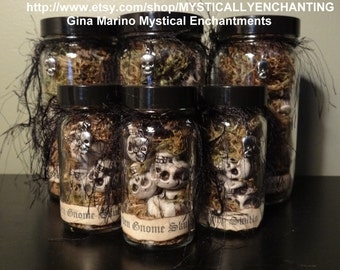 Medium Jar of Fairy Skulls
