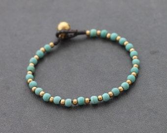 Turquoise Basic Bracelet
