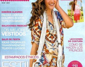 PATRONES magazine 327 Full Season.-
