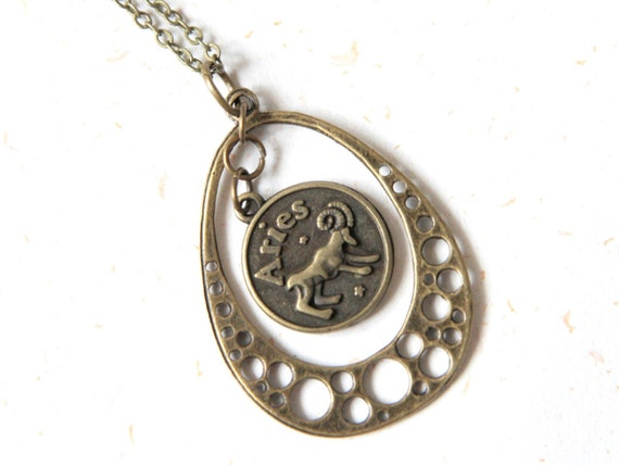 Constellation Necklace - Aries & others