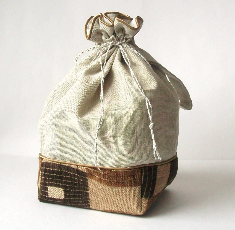 knitting project bag crochet project bag knitting bag