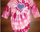 INFANT onesie, Custom dyed for you