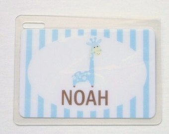 Popular Items For Baby Name Tag On Etsy