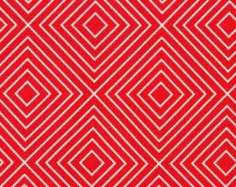 Michael Miller's Diamonds DC5806-REDX-D (Red) 1 yard