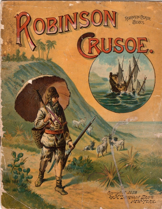short book review of robinson crusoe