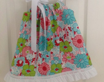 Floral Garden Dress by Cheryl's Bowtique / 2014-15 Collection