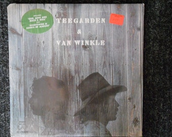 "Vintage Record ""Teegarden & Van Winkle""-NEW-SEALED"
