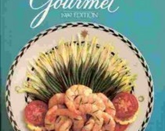 The Best Of Gourmet-1989 Edition-Cookbook