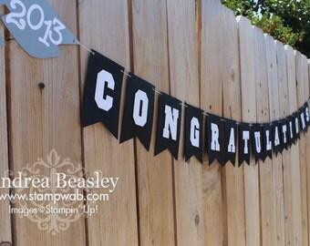 Congratulations - Graduation Banner