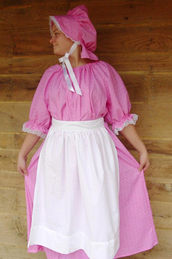 Historical Costumes 1800 S Clothing Little House On The